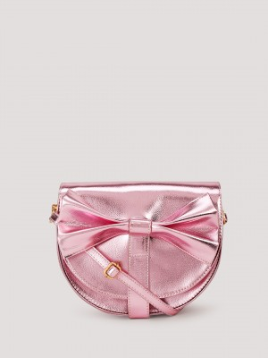 PARIS BELLE Bow Saddle Sling...