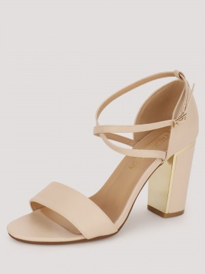 TRUFFLE COLLECTION Heeled Sand...