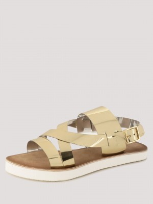 ZEBBA Multi Cross Strap Sandal...