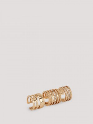 PIPA BELLA Set Of 3 Rings...