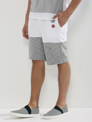 ATORSE Two Tone Knitted Shorts...