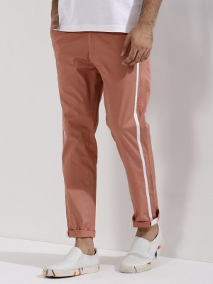 SPRING BREAK Trousers With Con...