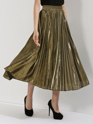 ORIGAMI LILY Metallic Pleated ...