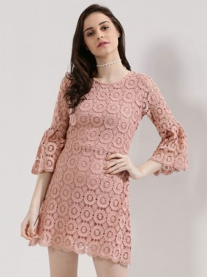 URBAN BLISS Crochet Dress...