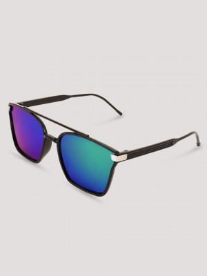 KOOVS Coloured Lense Sunglasse...