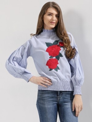 RENA LOVE Embroidery Top...