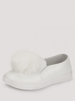 TRUFFLE COLLECTION Slip On Wit...