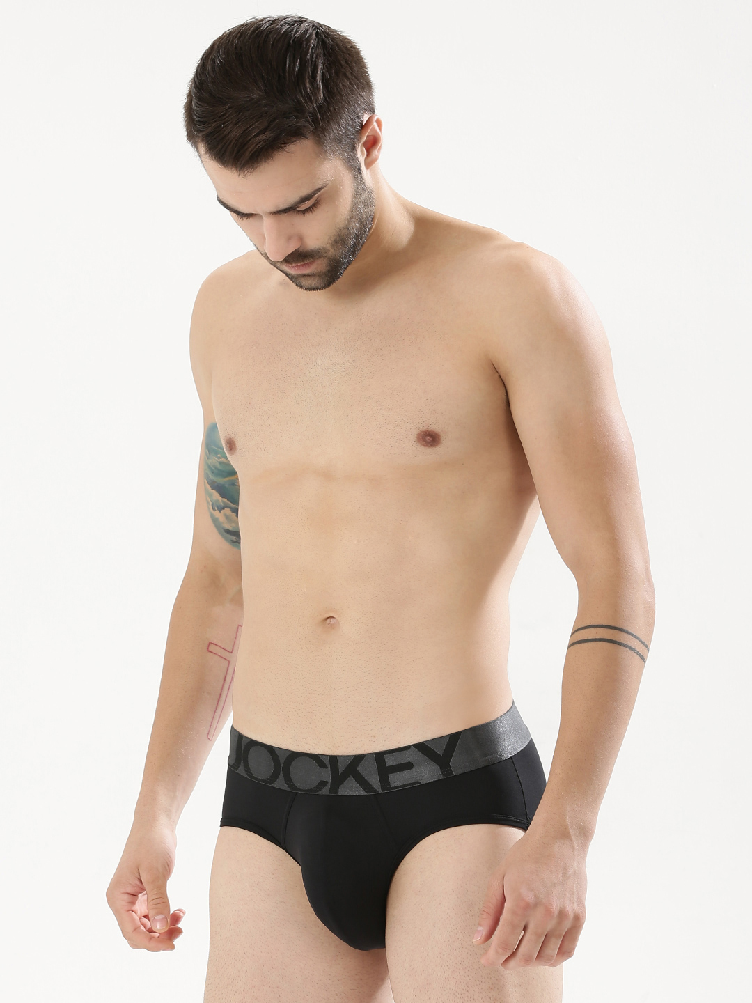 Jockey Black International Collection Brief 1