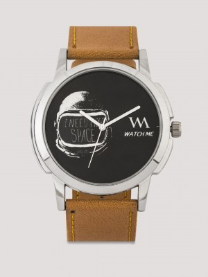 WATCH ME Printed Analog Watch...