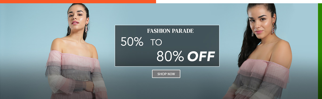 FASHION PARADE 50-80% Off