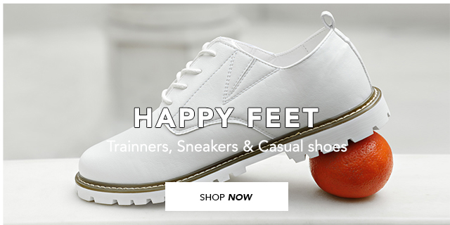 Footwear - fresh styles in