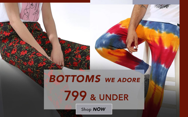 Bottoms We Adore 799 & Under