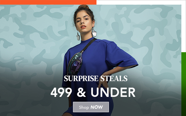 Surprise Steals  499 & Under
